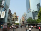Nanjing Street - where to go on a shopping spree!